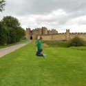 """Castles, Witches, and Kings"" – Summer term in Harlaxton with MA student Katie Stutz!"